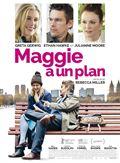 Photo : Maggie a un plan