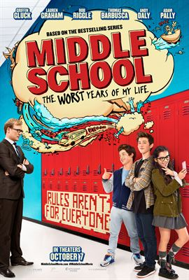 Middle School: The Worst Years of My Life french dvdrip