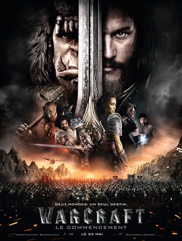 Warcraft : Le commencement french dvdrip