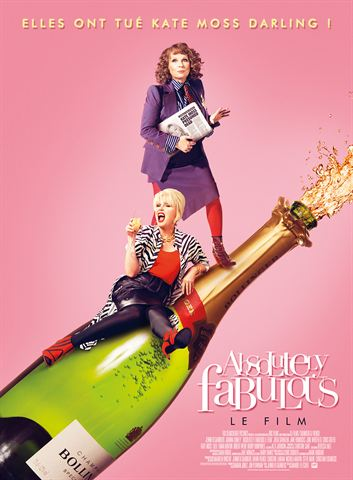 Absolutely Fabulous : Le Film french dvdrip