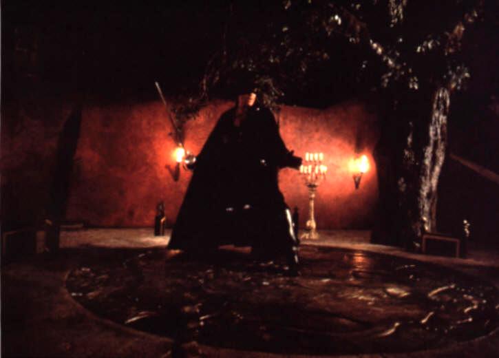 Le Masque de Zorro : Photo Antonio Banderas