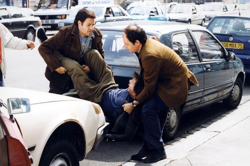 Les Frères Soeur : Photo Denis Podalydès, José Garcia