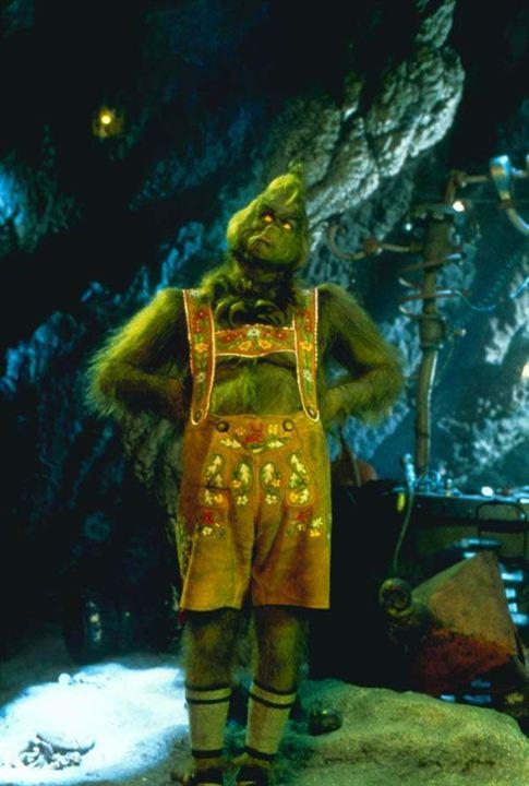 Photo du film Le Grinc... Jim Carrey