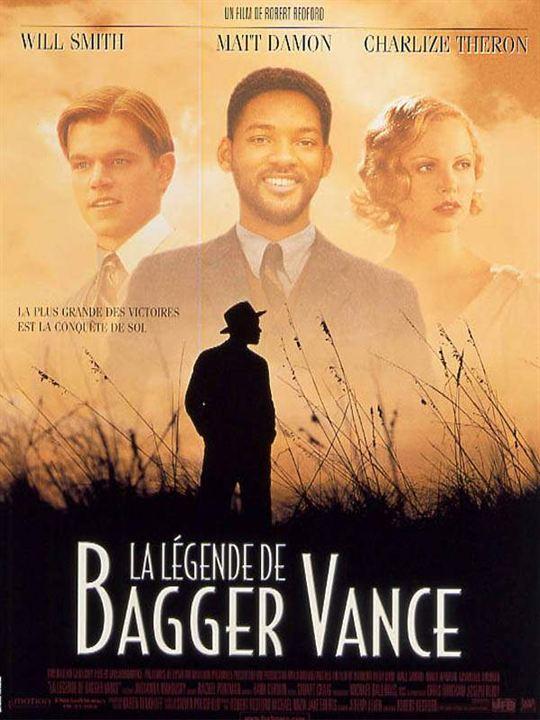 La Légende de Bagger Vance : Affiche Robert Redford