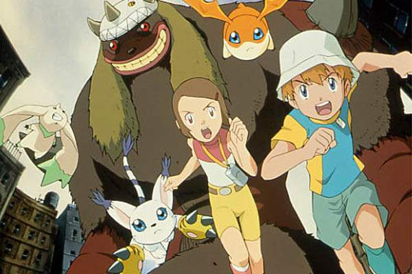 Digimon: The movie : Photo