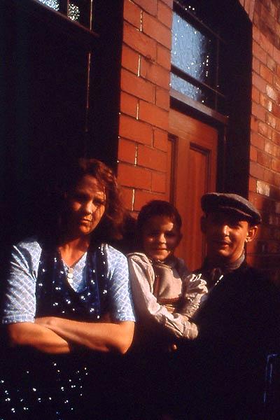 Liam : Photo Anthony Borrows, Claire Hackett, Ian Hart