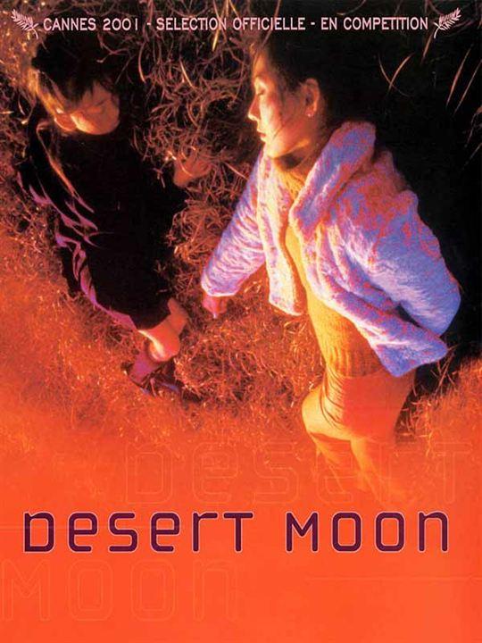 Desert moon : affiche Shinji Aoyama