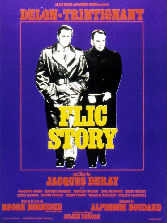 Flic Story : affiche