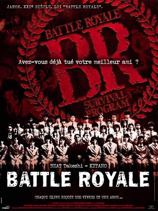 BATTLE ROYALE – VF –