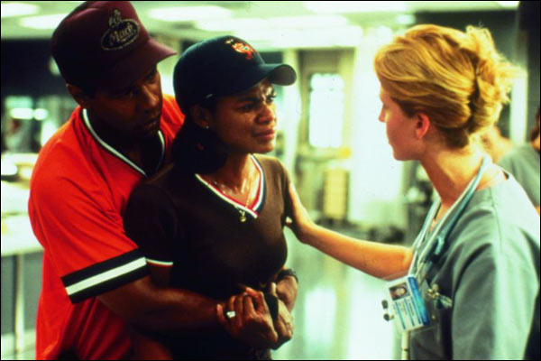 John Q : Photo Denzel Washington, Kimberly Elise