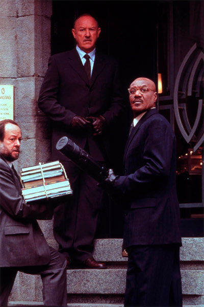 Braquages : Photo Delroy Lindo, Gene Hackman, Ricky Jay