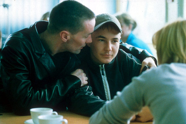 Sweet Sixteen : Photo Gary McCormack, Martin Compston