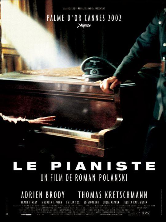 Le Pianiste : Affiche