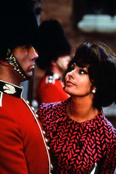 Arabesque : Photo Sophia Loren