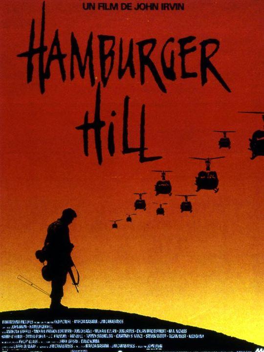 Hamburger Hill affiche