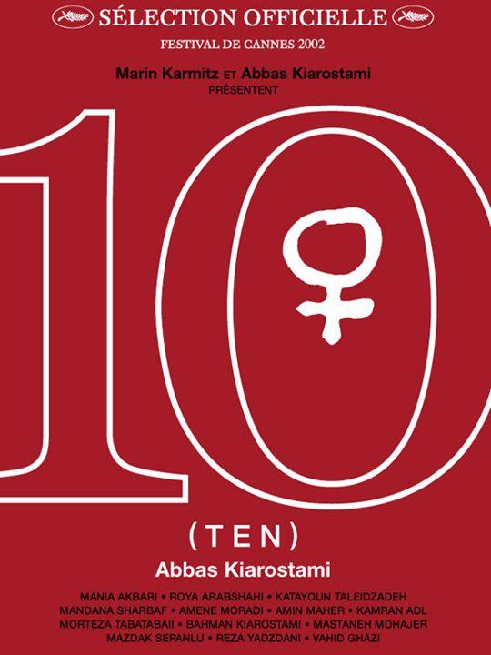 Ten : Affiche