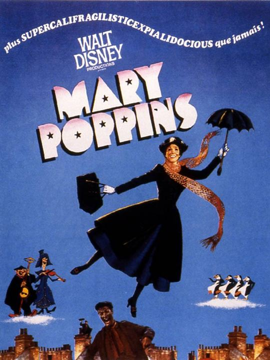 Mary Poppins : Affiche