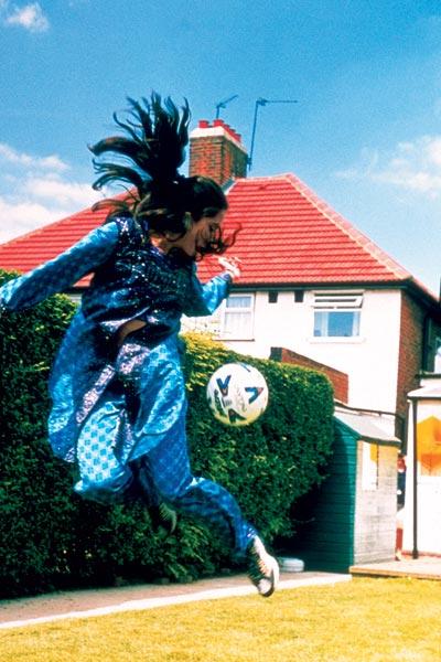 Joue-la comme Beckham : photo Gurinder Chadha, Parminder Nagra