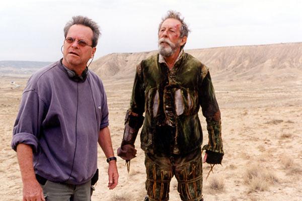 Lost in La Mancha : Photo Jean Rochefort, Terry Gilliam