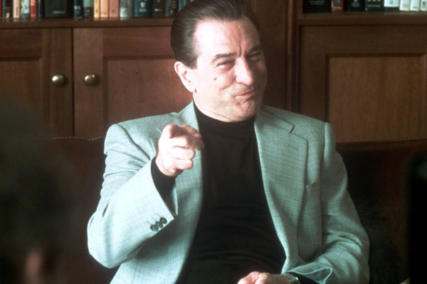 Mafia Blues 2 - la rechute : Photo Robert De Niro