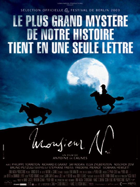 Monsieur N. : Affiche