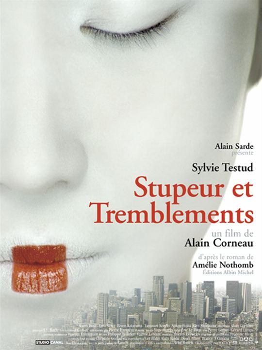 Stupeur et tremblements : Affiche