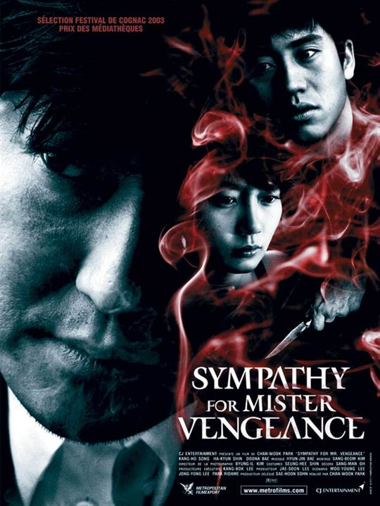 Sympathy for Mr. Vengeance : Affiche