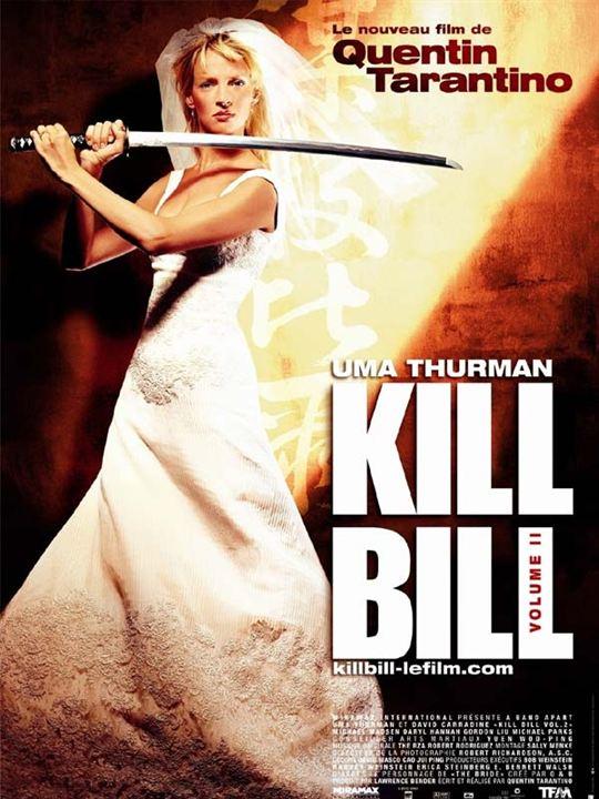 Kill Bill: Volume 2 : Affiche