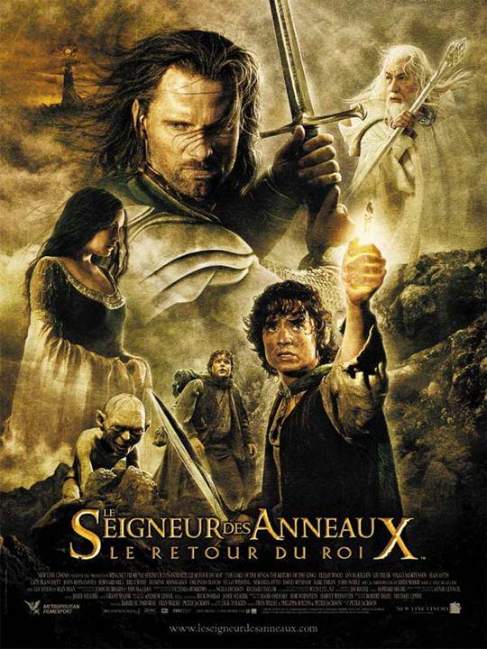 Le Seigneur des anneaux : le retour du roi : Affiche