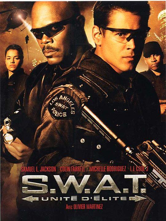 S.W.A.T. unité d'élite : Affiche