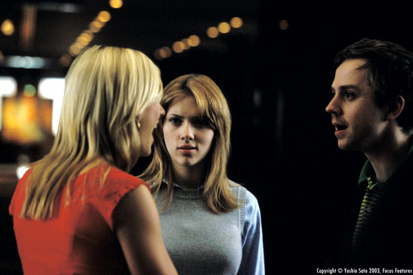 Lost in Translation : Photo Anna Faris, Giovanni Ribisi, Scarlett Johansson, Sofia Coppola