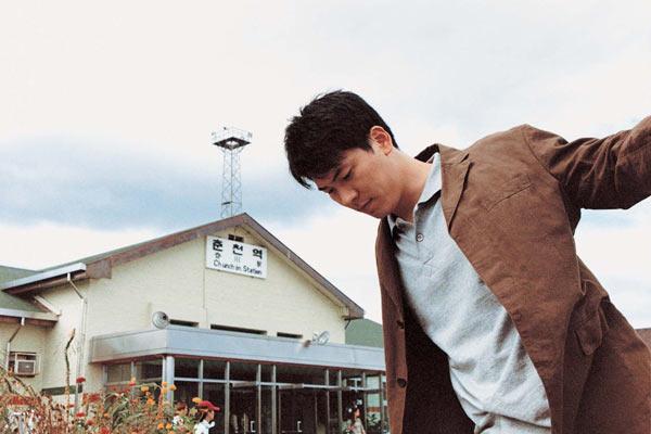 Turning Gate : Photo Kim Sang-kyung, Sang-soo Hong