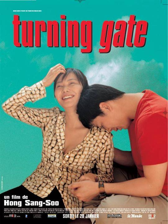 Turning Gate : affiche Hong Sang-soo