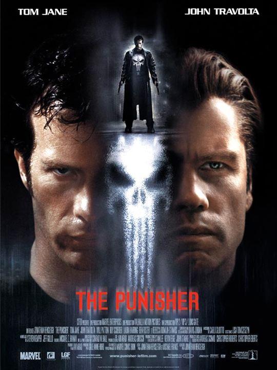 The Punisher : Affiche John Travolta, Jonathan Hensleigh, Thomas Jane