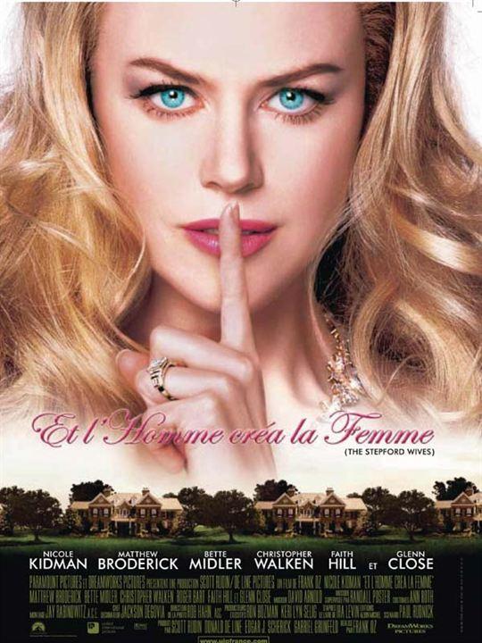 Et l'homme créa la femme : affiche Frank Oz, Nicole Kidman
