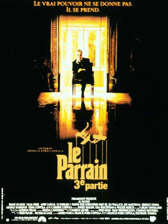Le Parrain, 3e partie : Affiche Francis Ford Coppola