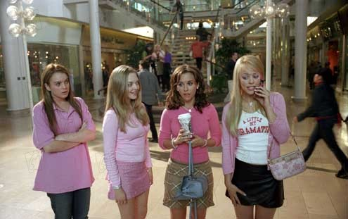 Lolita malgré moi : Photo Amanda Seyfried, Lacey Chabert, Lindsay Lohan, Mark Waters, Rachel McAdams