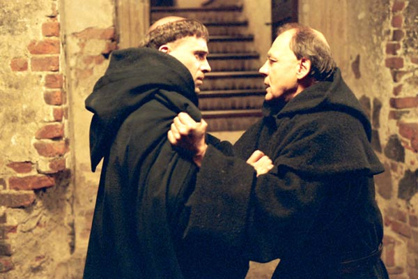 Luther : Photo Joseph Fiennes