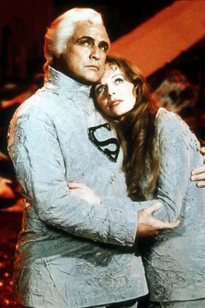 Superman : Photo Marlon Brando, Susannah York