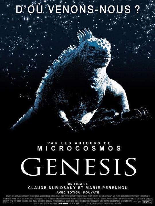 Genesis : affiche