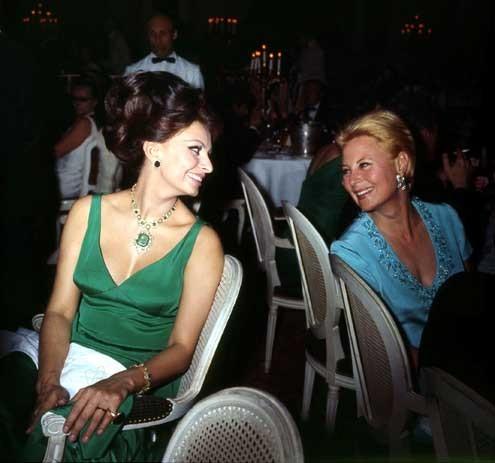 Photo Sophia Loren