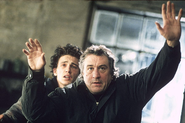 Père et flic : Photo James Franco, Michael Caton-Jones, Robert De Niro