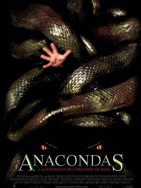 Anacondas 2 à la poursuite de l'orchidée de sang