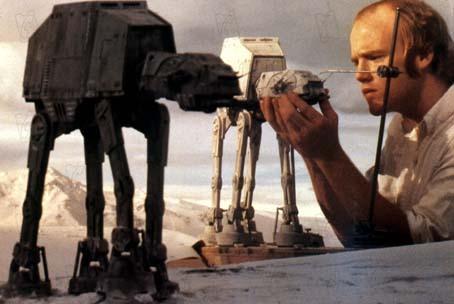 Star Wars : Episode V - L'Empire contre-attaque : Photo Irvin Kershner, Phil Tippett