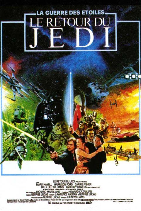 Star Wars : Episode VI - Le Retour du Jedi : Affiche