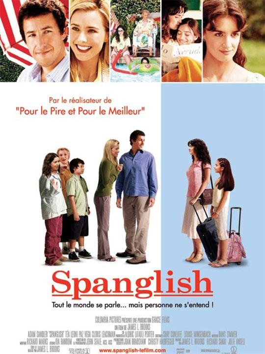 Spanglish : Affiche