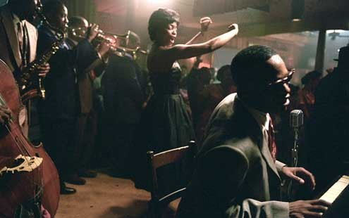Ray : Photo Aunjanue Ellis, Jamie Foxx