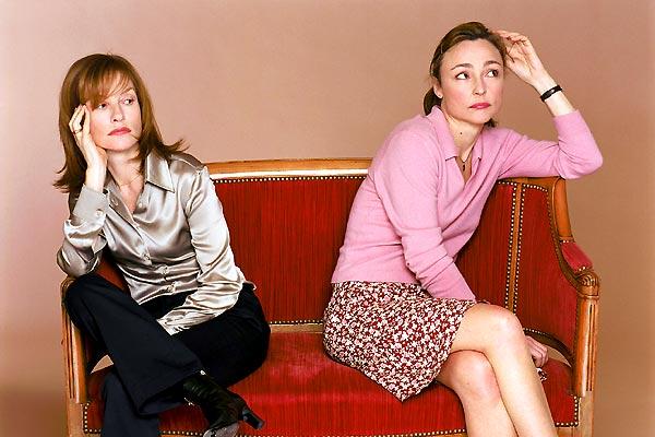 Les soeurs fâchées : Photo Catherine Frot, Isabelle Huppert