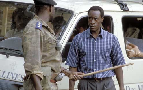 Hotel Rwanda : Photo Don Cheadle