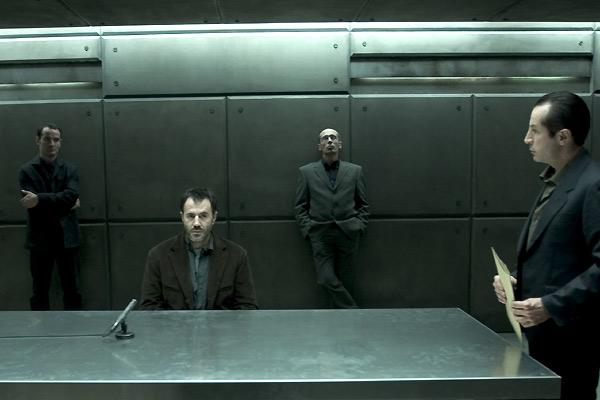 La Boîte noire : Photo Gérald Laroche, José Garcia